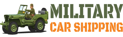 Military Car Shipping